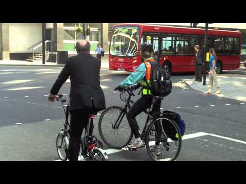 The World: British safety minister takes a ride