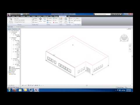 Revit MEP enables quick and easy energy modeling