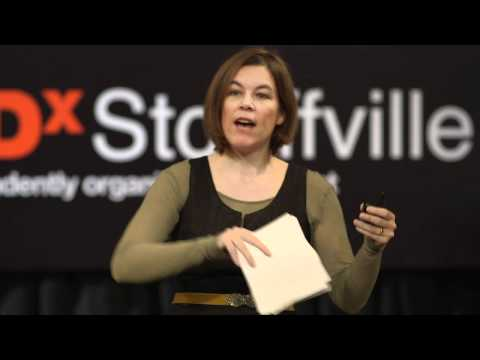 The search for the urban species: Kat Cizek at TEDxStouffville