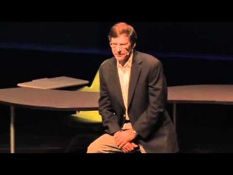 TEDxSanAntonio - Larry Zinn - Building a Green Economy: Securing a City's Destiny