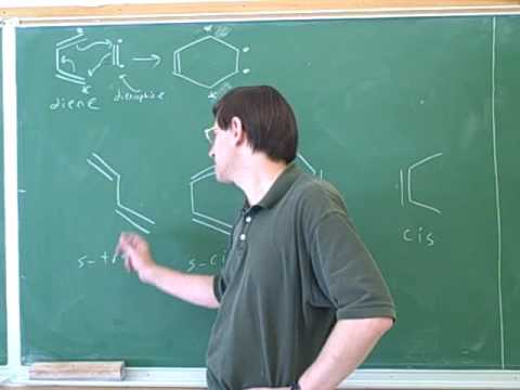 Organic chemistry: Diels-Alder reaction (1)