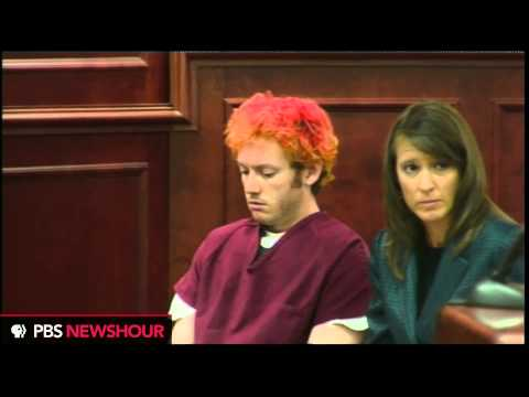 Watch Theater Shooting Suspect's First Court Appearance
