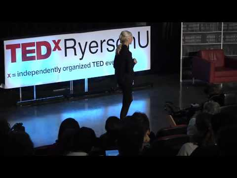 TEDxRyersonU - Abbey Fitzpatrick - An Apple A Day