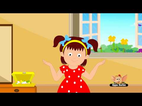Nursery Rhyme - Hair Ribbons