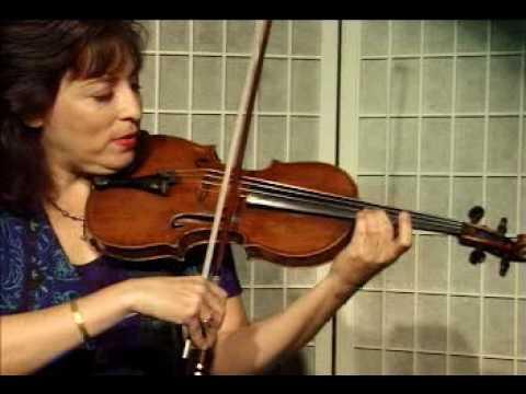 """Violin Lesson - """"The Hand Vibrato"""""""