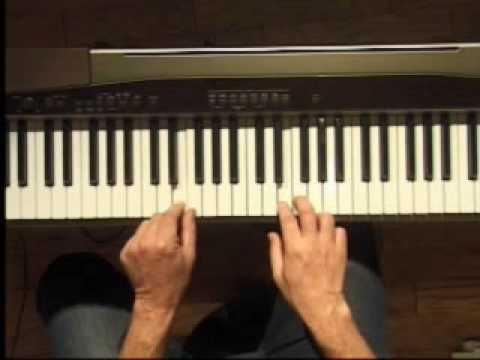 Piano Lesson - Half Step Interval
