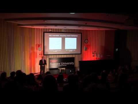 TEDxSussexUniversity - James Woudhuysen - Behind the froth in IT & innovation