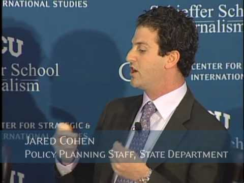 Video Highlight: Schieffer Series: Public Diplomacy in the D