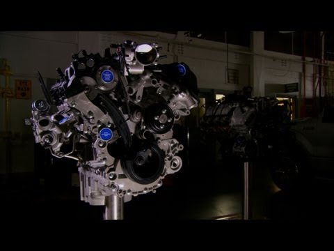 The F-150 Engine
