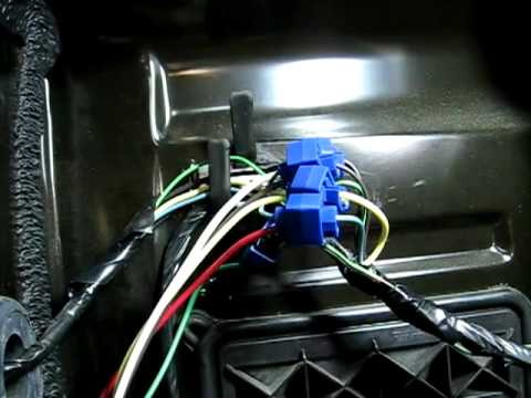 Trailer Wire Hookup