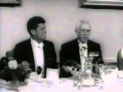 Universal Newsreel Vol. 34: Kennedy Visits Canada(1961)