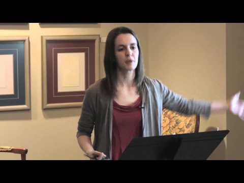 TEDxMichiganAve- Julie Ritchey- The Arts in a Sustainable World