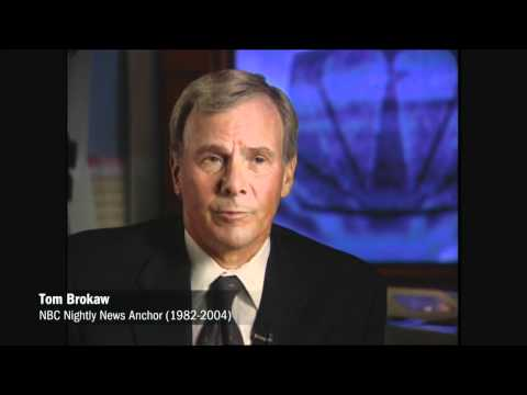 Tom Brokaw - The Berlin Wall defined the world as I thought it would always be