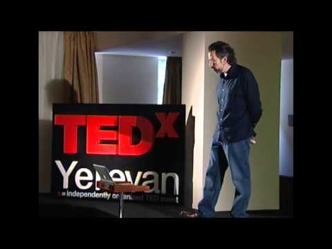 TEDxYerevan - Ref. Fr. Ktrij (Armen) Devejian - What Are You Worth?