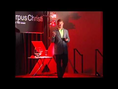 No Longer Your Mothers 3 R's: Brandon Johnson at TEDxCorpusChristi