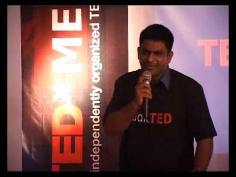 TEDxMEC - Ram Kumar - 12/13/09