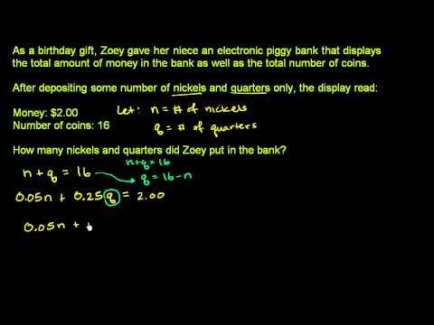 Substitution Method 3