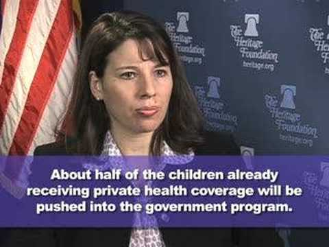 The Conservative Approach to Helping Uninsured Children