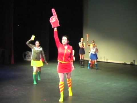 TEDxNCSU - Panoramic Dance Project - Soccer Symphony