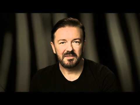 The Office now on iTunes - a message from Ricky Gervais
