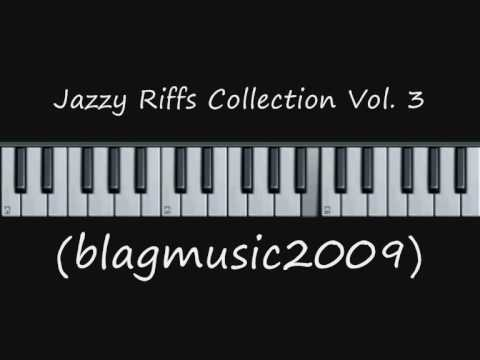 Piano Lesson - 10 Jazzy Riffs Collection 3 of 3 (on a Gospel Chord Progression)