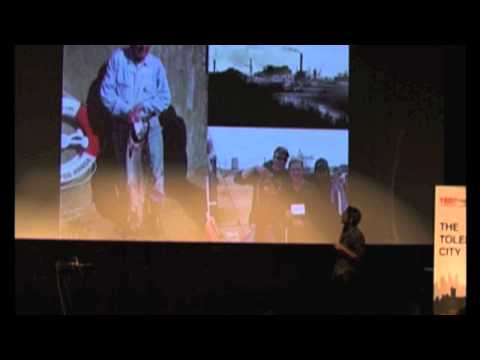 TEDxHelsingborg - Kristoffer Nilsson - Project H+ The tolerant city