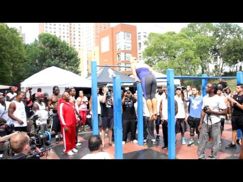 NBXA 2012 (Bronx Freestyle Calisthenics Tournament)