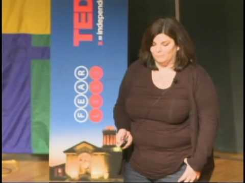 TEDxCMU - Stacey Monk - Don't Be Afraid To Follow