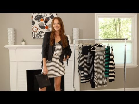 Stripes 2 Ways: Chic Styles & Looks || Kin Style