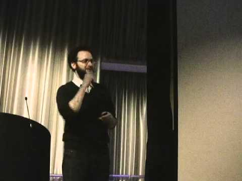 TEDxUofM - Matt Shlian - Implications of Paper Folding