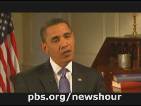 THE NEWSHOUR   | Obama Outlines Expectations for Health Reform | PBS