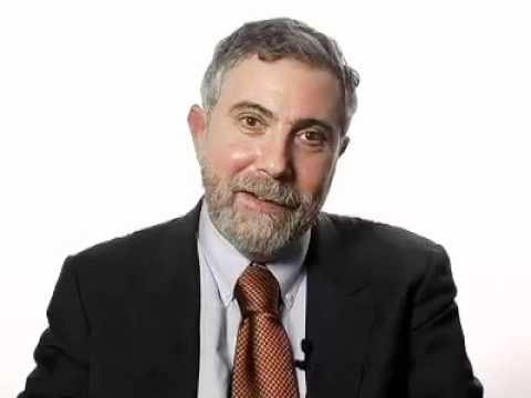 Paul Krugman on Revamping the Credit Markets