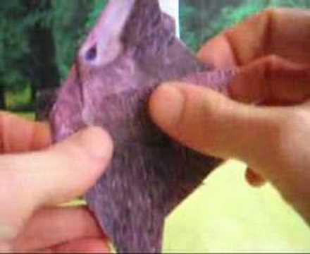 Origami Boar