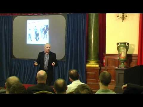 TEDxBelfast - Paul Moore - If I Was You ...