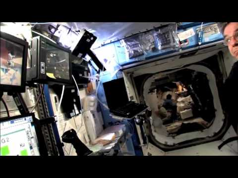 Real World: Environmental Control on the International Space Station