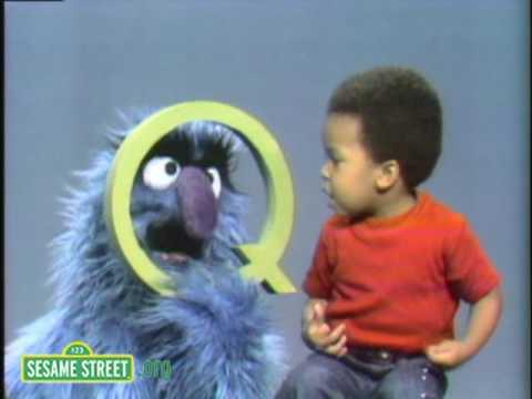 Sesame Street: Q: Herry and John John