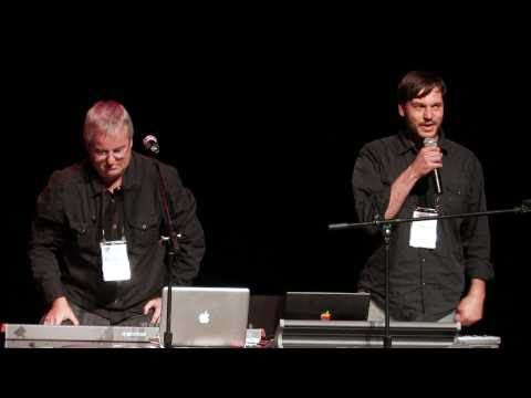 TEDxFullerton - Steve Nalepa - Markus Burger - Improvisation in The Multi Media Age. .
