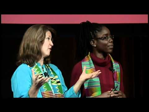 TEDxNewEngland | 11/01/11 | Katie Smith Milway and Amma Sefa-Dedeh - Interview with David Pogue