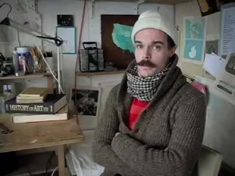 Oliver Jeffers Author Video #2.mov
