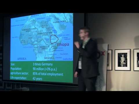 TEDxZug - Simon Pfister - Walk the Earth