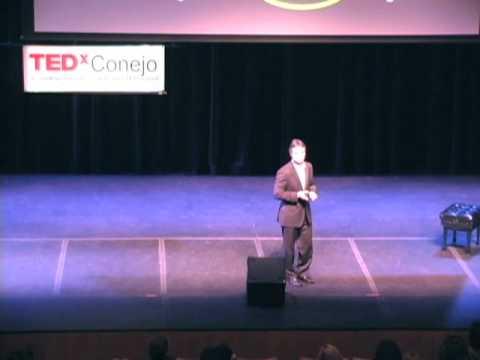 TEDxConejo - Scott Patterson - 03/27/10