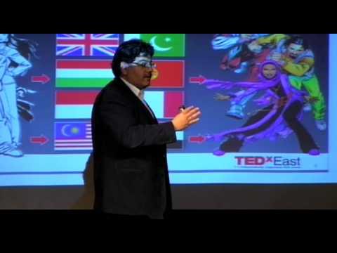 TEDxEast - Dr. Naif Al Mutawa - 11/06/09