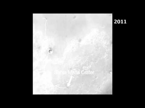 Opportunity's Traverse on Mars: January 2004-January 2011