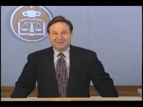 Negotiation and Effective Court Administration: Program for Staff of the U.S. Courts (Part 1)