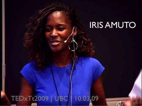 TEDxTerryTalks - Iris Amuto - 10/03/09