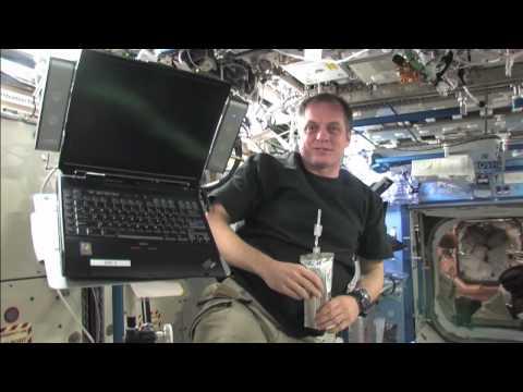 Shuttle Astronauts Produce Highlight Video