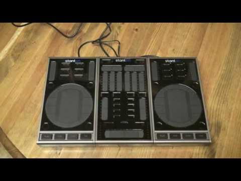 STANTON  SCS.3M AND SCS.3D, THE FULL DJ SET UP!