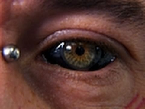 Taboo to You: Eyeball Tattoo vs Horns