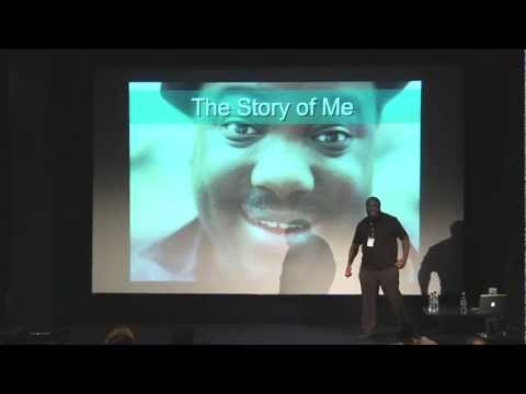 TEDxManchester - Ian Forrester - The Story of Me