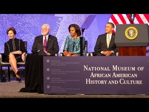 Smithsonian Spotlight - Groundbreaking for Smithsonian's Newest Museum